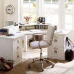Beautiful Corner Desk White