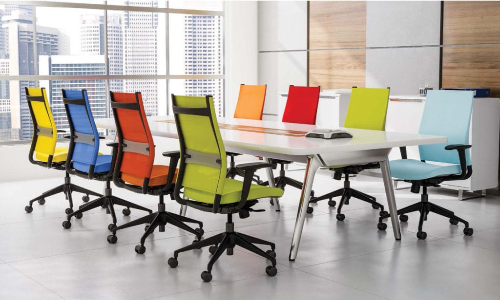 Wonderful Modern Conference Room Chairs