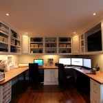 Modern Writing Desk For Home Office