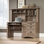Modern Secretary Desk With Hutch