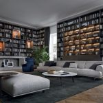 Ideal Wall Bookcase