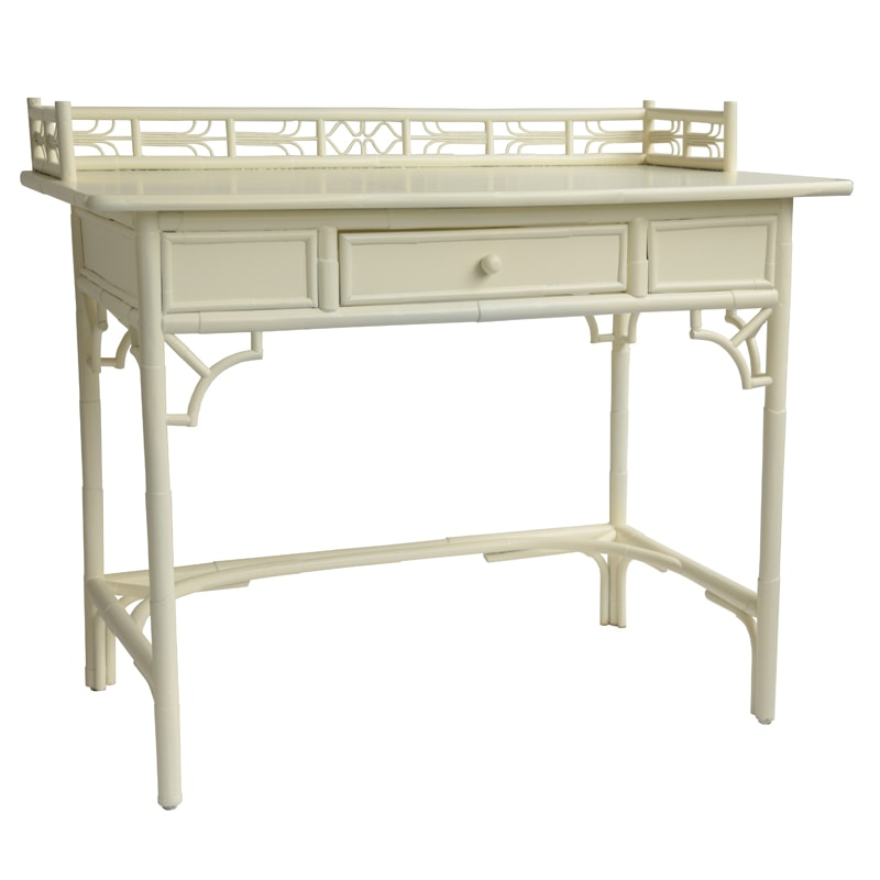 Nice Small Writing Desk With Drawers